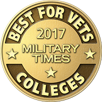 Military Times Best for Vets Colleges 2017
