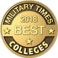Military Times Best for Vets Colleges 2018
