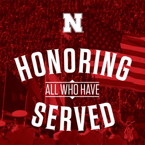 UNL Honors all who served